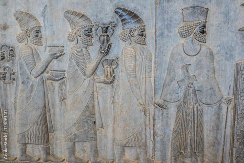 Foto op Plexiglas Artistiek mon. Persepolis
