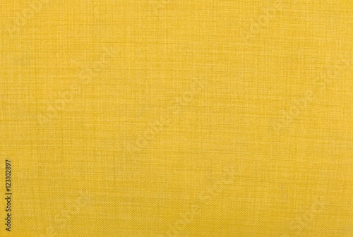 Tuinposter Stof Close Up Background of Yellow Textile Texture