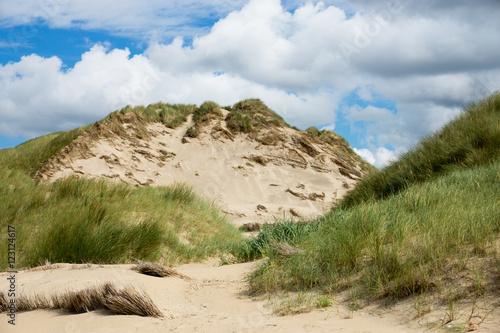 Keuken foto achterwand Noordzee Dünenlandschaft