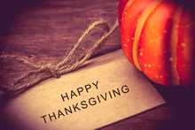 Thanksgiving Background, Harvest Vintage And Country Style