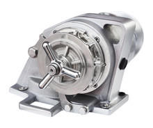 New Boat Windlass For Anchoring Close Up