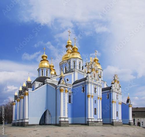 Foto op Plexiglas Kiev Impressive Saint Michael cathedral in KIev, Ukraine