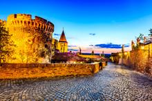 Belgrade, Serbia - Kalemegdan ...