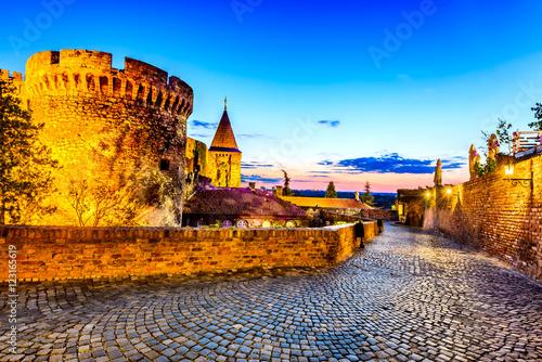 Photo Belgrade, Serbia - Kalemegdan Fortress