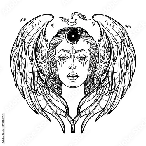 White Goddess Universal Deiety In Most Of The Pagan Religions