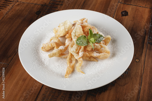 "Fotografie, Obraz  ""Angel wings"" polish pastry"