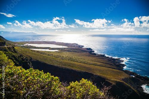 Photo sur Toile Iles Canaries northern coast of Tenerife near Buenavista del Norte