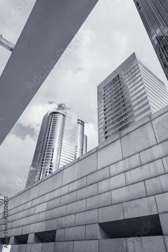 Zdjęcie XXL Panorama miasta