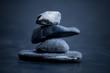 macro stones scene, zen like concepts