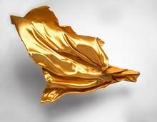 Golden Flying Fabric
