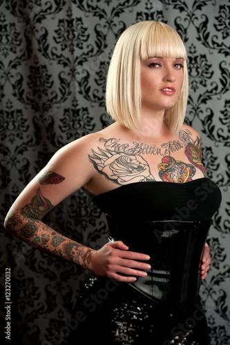 Photo  Retro Woman