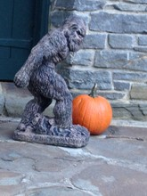 Sasquatch Bigfoot Pumpkin Appa...