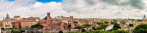 panorama-starozytnego-rzymu-targi-trajana