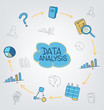Data analysis in the company