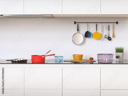 Cadres-photo bureau Cuisine kitchen interior
