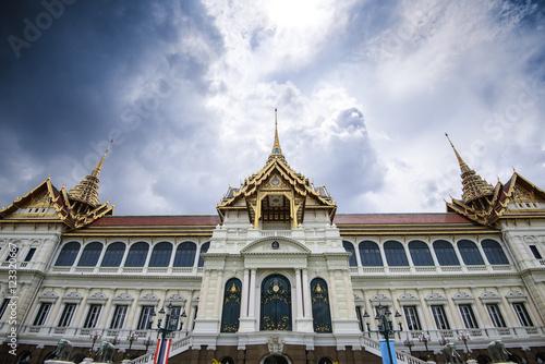 The grand royal palace in Bangkok Poster