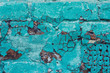 Abstract grunge texture of old painted wall