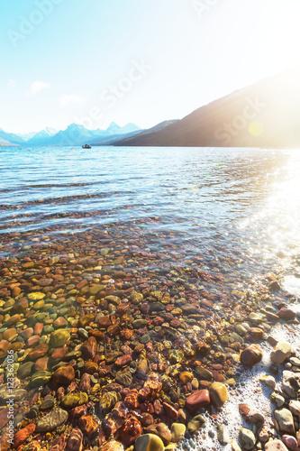 Poster Natuur Glacier Park