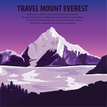 Illustration Vector. Travel Th...