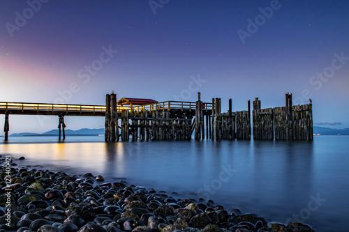 Davis Bay, Pier 17 Fototapete