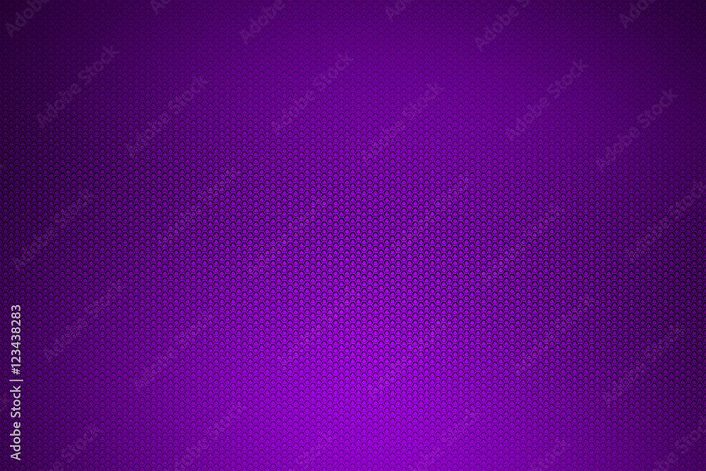 Fototapety, obrazy: purple chrome metallic mesh. metal background and texture.