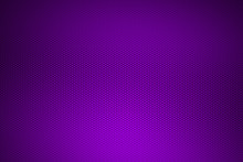 Purple Chrome Metallic Mesh. Metal Background And Texture.