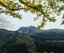 Monte Di Subiaco Incorniciato ...