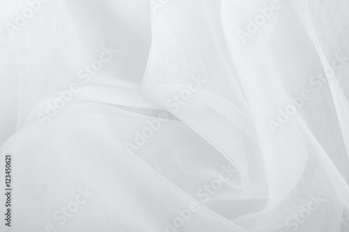 Fotografie, Obraz  chiffon fabric background texture