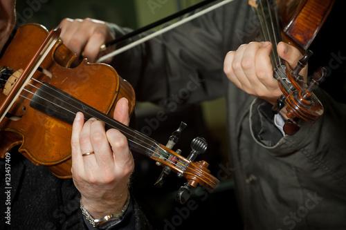 Photo  Violinist