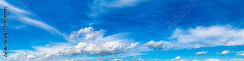 Canvas Prints Heaven sky panorama