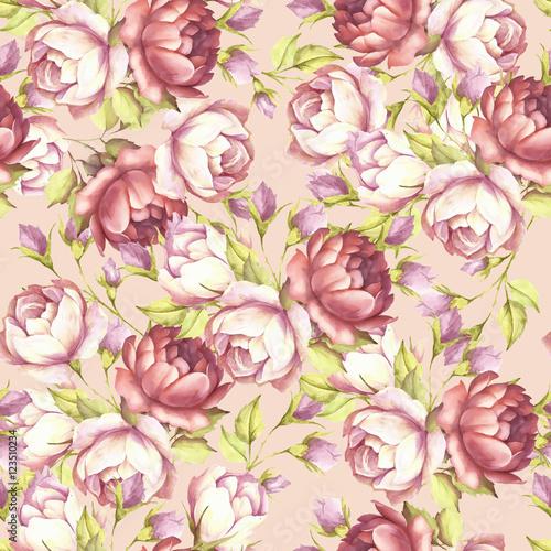 bezszwowy-wzor-z-luksusowymi-roses-hand-rysuje-akwarele-ilustracje