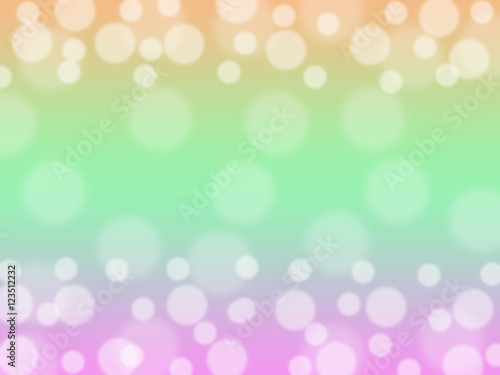 Soft Sweet Blurred Pastel Color Background With Bokeh Abstract Gradient Desktop Wallpaper