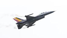 LEEUWARDEN, THE NETHERLANDS-JUNE 10, 2016: Belgium - Air Force G