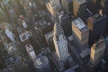 USA, New York State, New York City, Chrysler Building