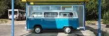Blauer Transporter - Deutscher Klassiker