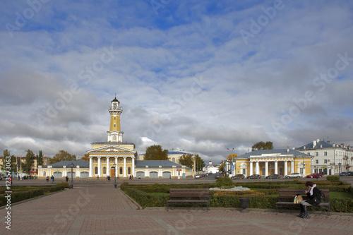 Foto op Plexiglas Historisch geb. Kostroma is the one of the Golden Ring cities, Russia.