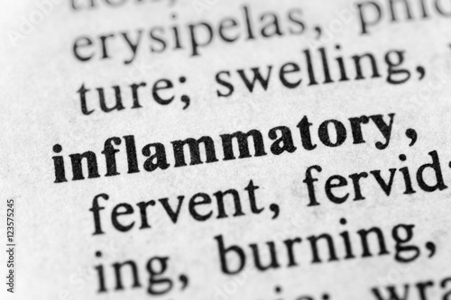 Fotografie, Obraz  Inflammatory