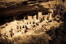 Pre Columbian Village - Cliff Dwelling
