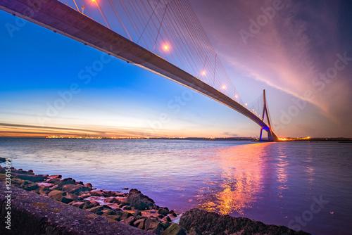 Fotografia  Pont de Normandie