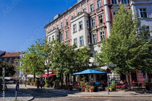 Keuken foto achterwand Berlijn Berlin, Prenzlauer Berg