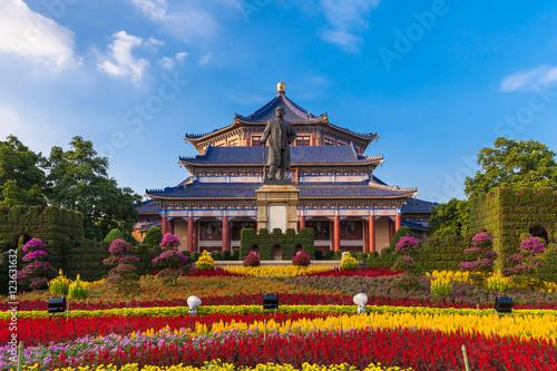 Fototapeta Sun Yat-Sen memorial hall, Guangzhou obraz