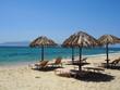 Strand auf Naxos - Griechenland