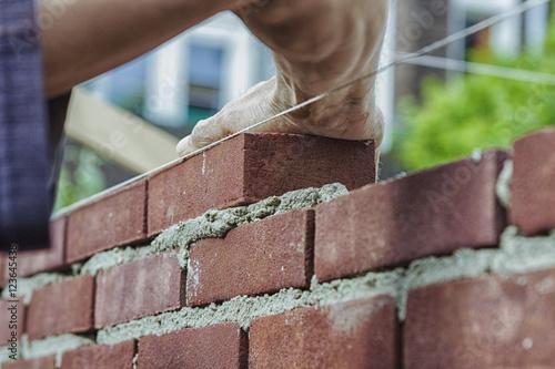Fotografía  Bricklaying