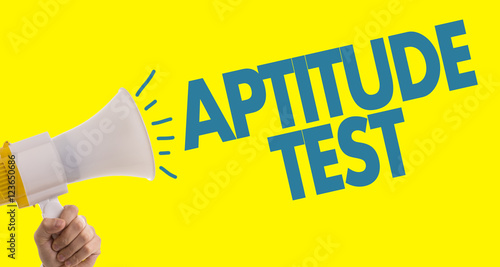 Aptitude Test Wallpaper Mural