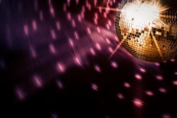 Naklejka Disco background concepts.