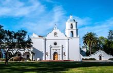 Old San Luis Rey Mission California