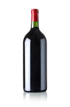 Magnumflasche Rotwein