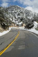 Angeles Crest Highway In The S...