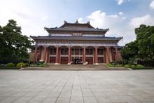 Sun Yat Sen Memorial Hall In Guangzhou China.
