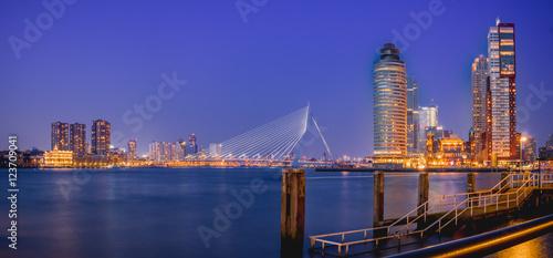 Staande foto Rotterdam Rotterdam zuid